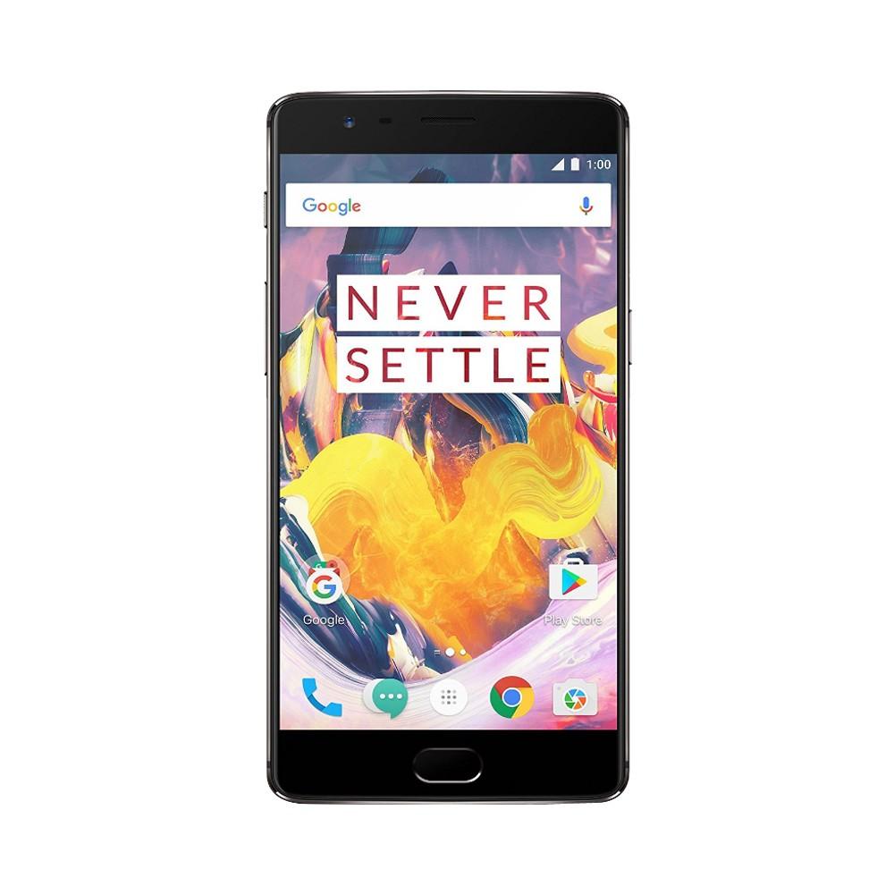 OnePlus 3T (Gunmetal, 64GB) ShopMonk deals