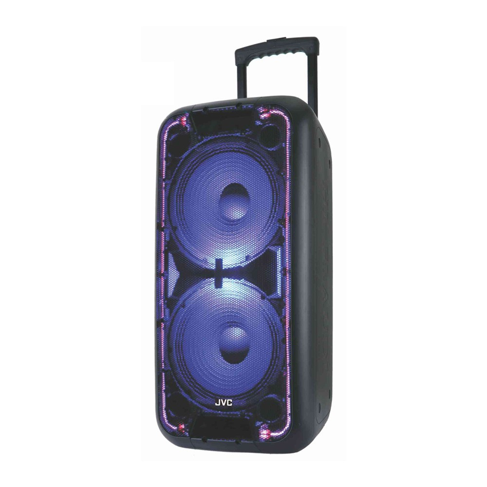 JVC Bluetooth Trolley Speakers XS-MC210 (Black)