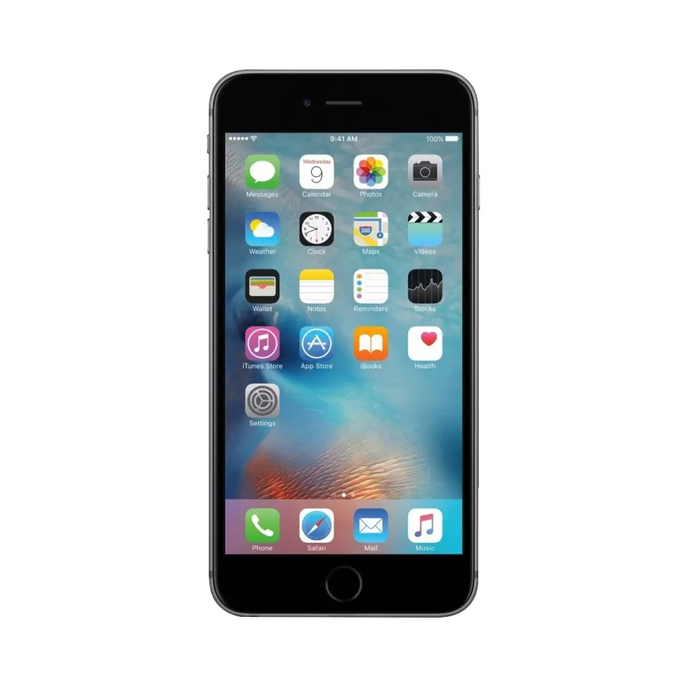Certified Pre-Owned Apple iPhone 6S Plus (Perfect Condition with 1-Year Warranty)