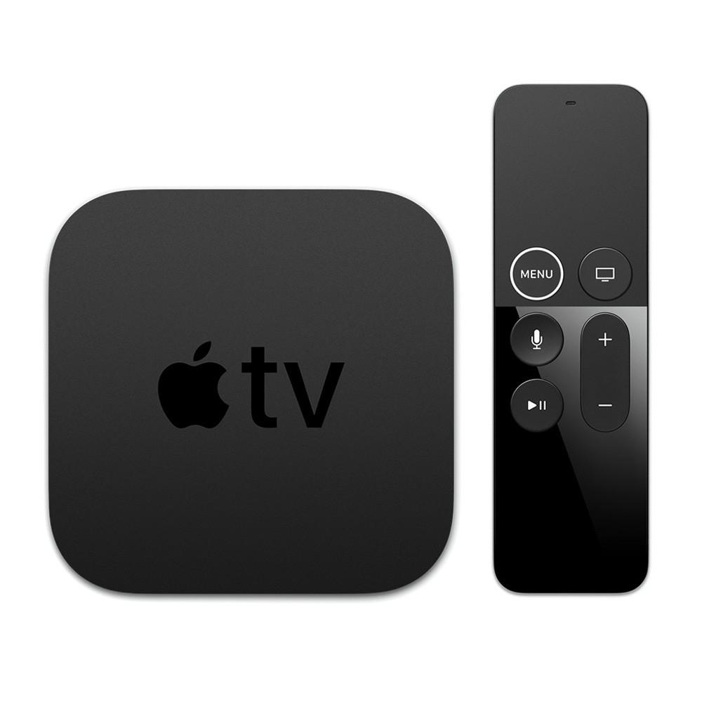 Apple TV  4th Generation (Black,32 GB)