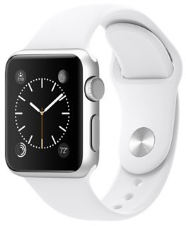 Apple-Watch-Sport-Silver-Aluminium-case-blue-sport-Band-42mm
