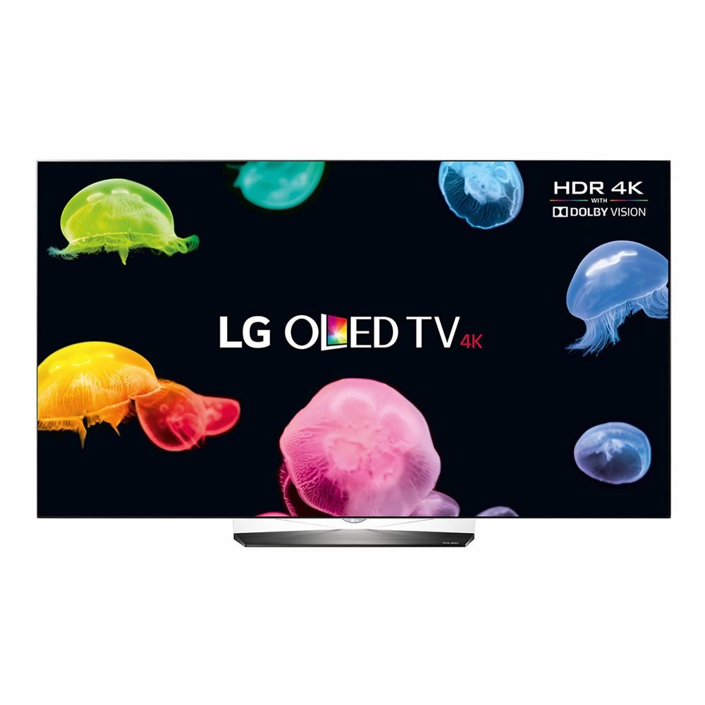 LG Smart OLED TV OLED55B6V (UHD 4K) (55 Inch) (Black)
