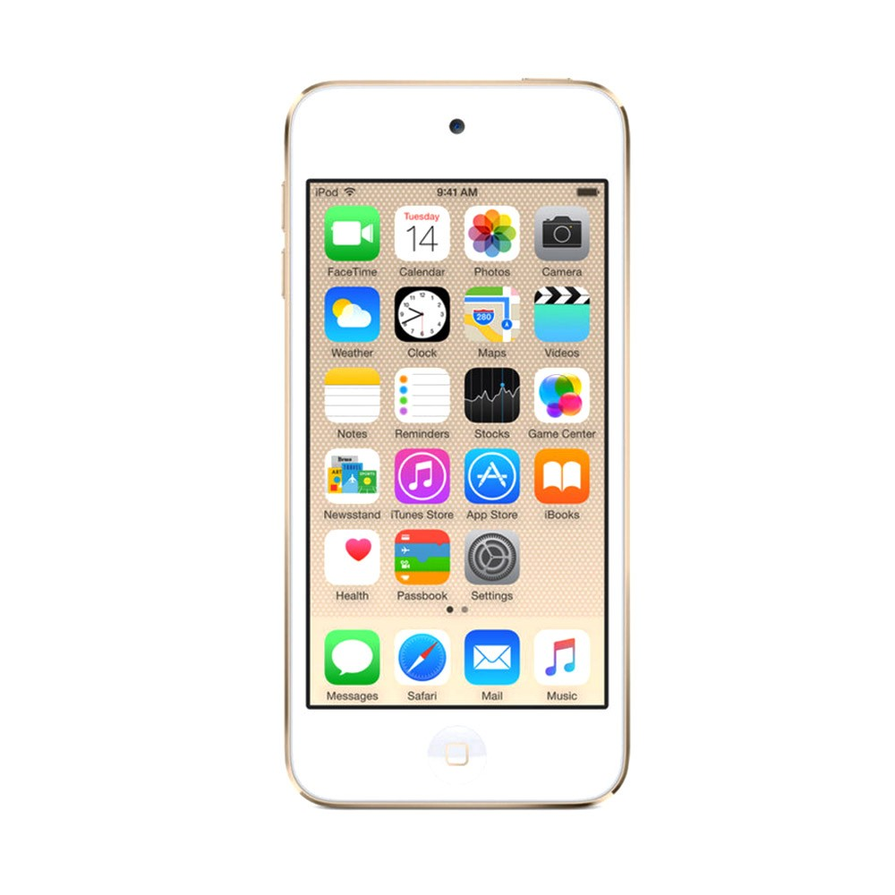 Apple iPod touch 6th Generation (16 GB)  Gold