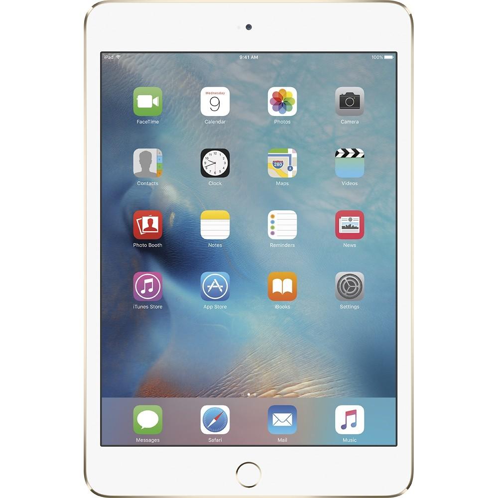 Apple iPad Mini 4 WiFi + 4G  Gold (128 GB)