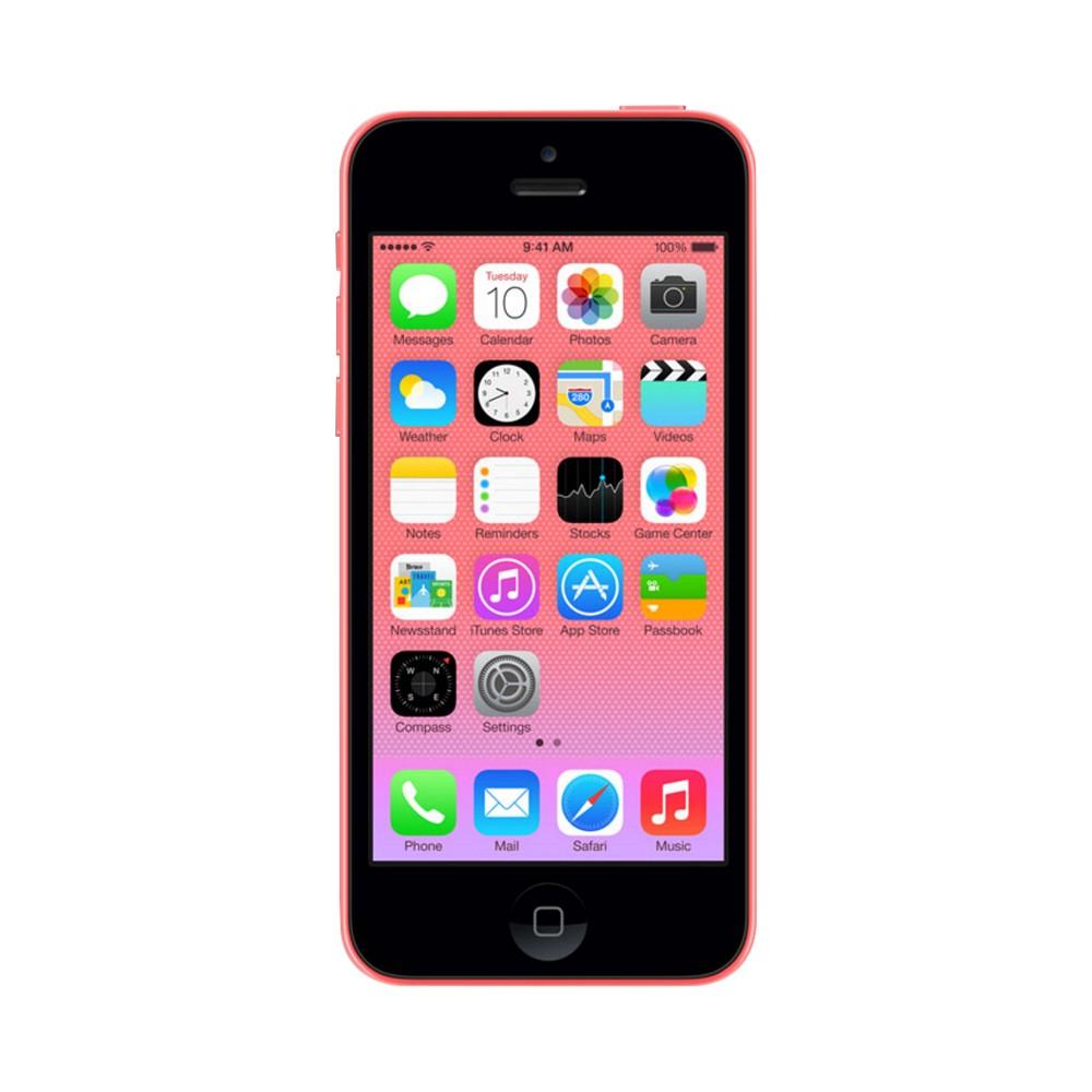 Apple iPhone 5C (8 GB) Pink