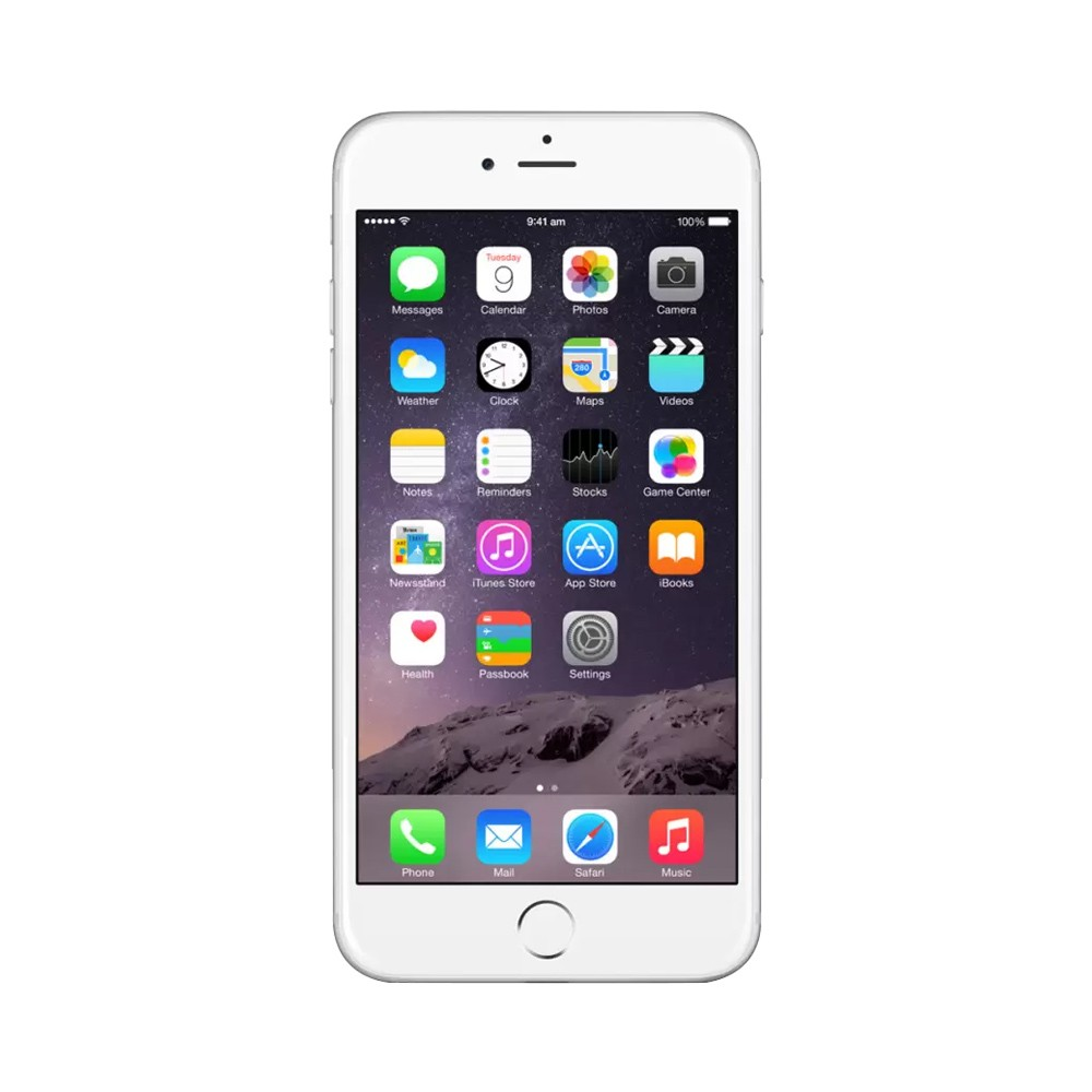 Apple iPhone 6 Plus (16 GB) Silver