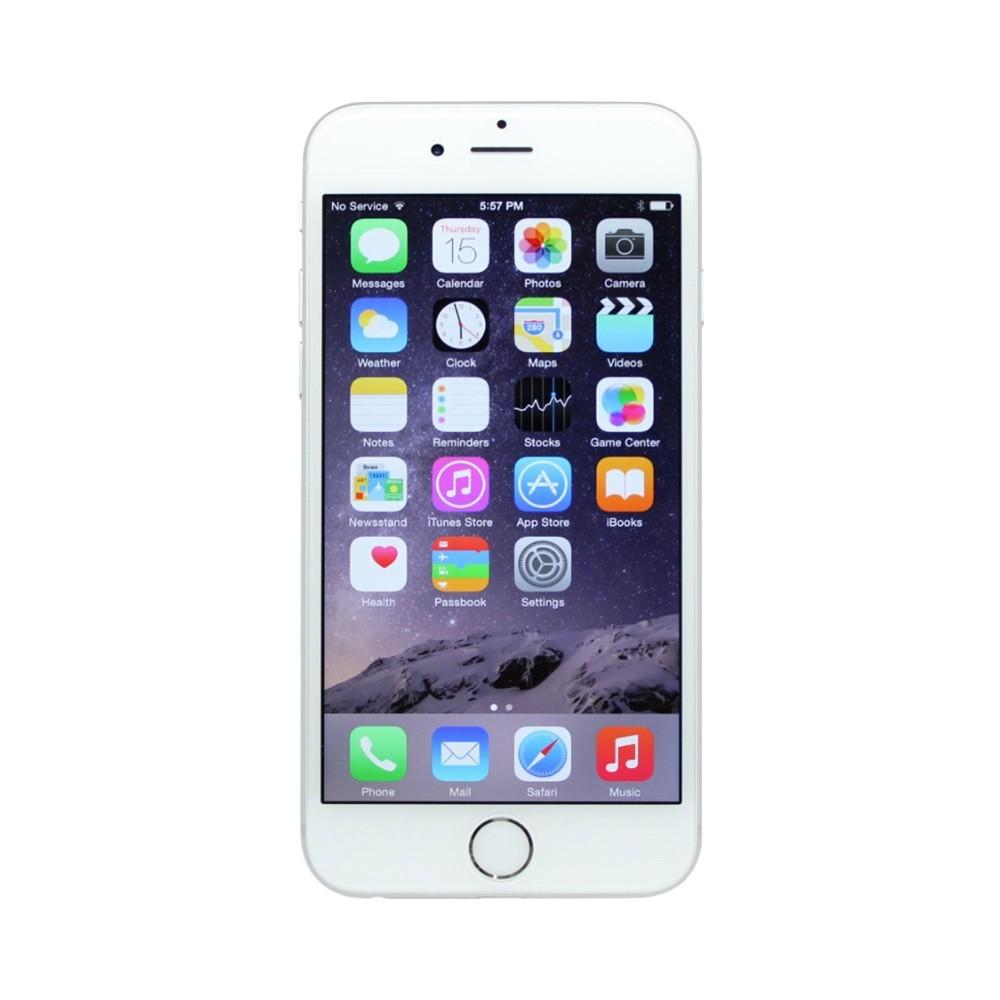 Apple iPhone 6 (128 GB) Silver