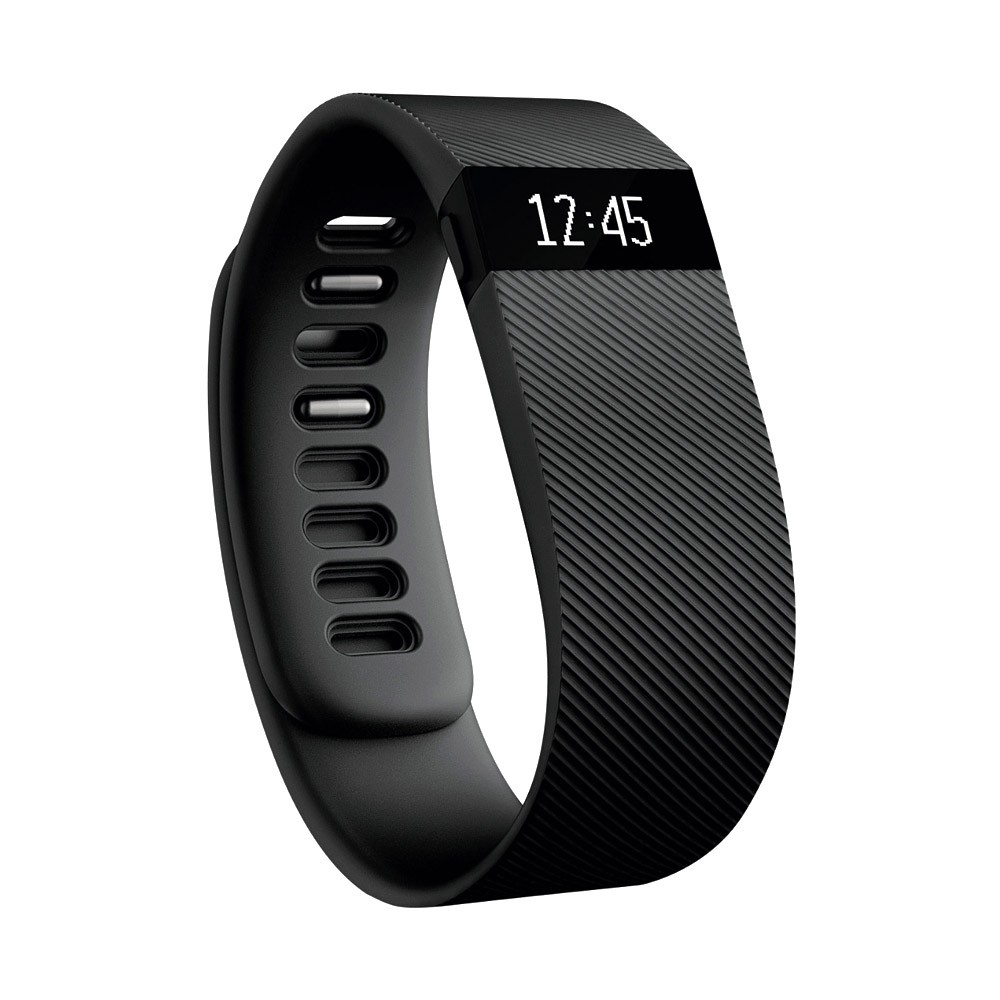 Fitbit Charge HR  Black (Large)