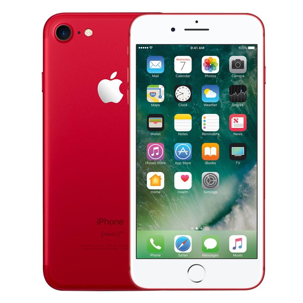 Apple iPhone 7 (256 GB) Red