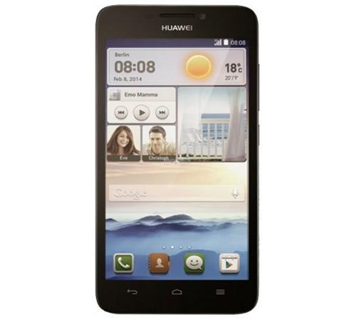 Huawei Ascend G630 Dual (4 GB) Black