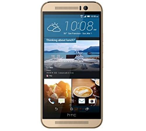 HTC One M9 (4G) (32 GB) Amber Gold