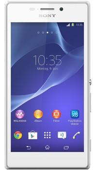 Sony Xperia M2 (8 GB) White
