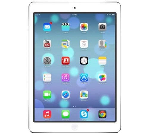 Apple iPad Air WiFi + 3G  Silver (128 GB)
